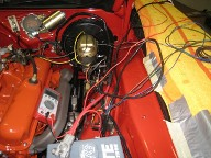 Ignition box wiring